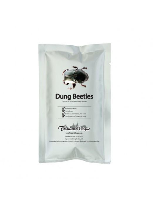 Edible Buffalo Dung Beetles