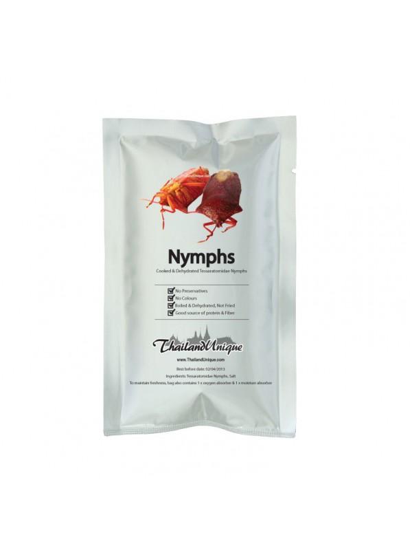 Edible Tessaratomidae Nymphs