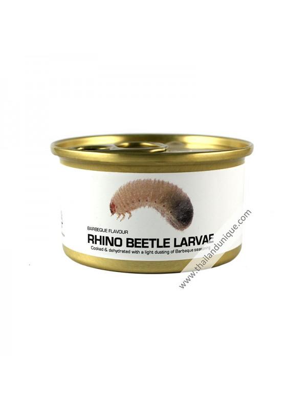 Canned Rhino Beetle Larvae