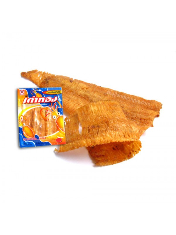 Spicy Rolled Cuttlefish Jerky