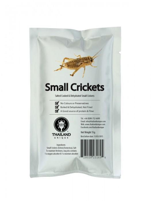 Edible Crickets - Acheta Domestica 15g