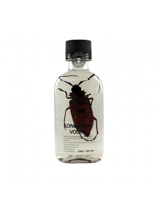 Longhorn Vodka Infusion 100ml