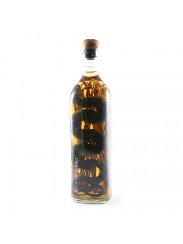 Common Cobra & Herb Infused Whiskey