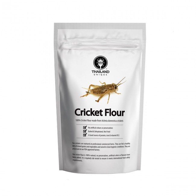 cricket flour Quotes