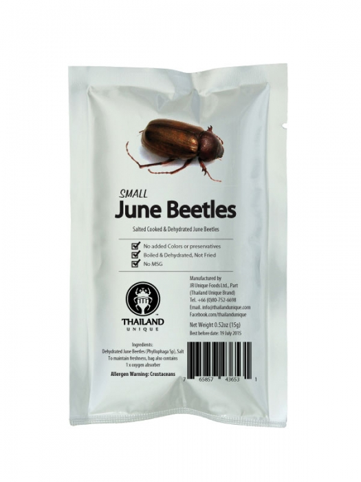 Small Edible June Beetles