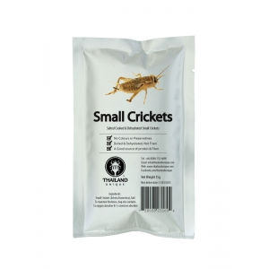 Edible Crickets - Stock Clearance