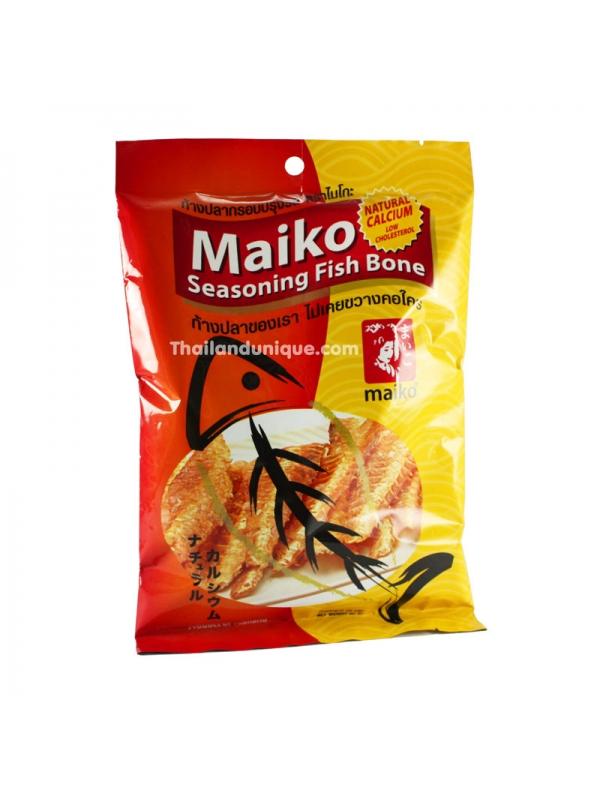 Seasoned Fish Bone Snack