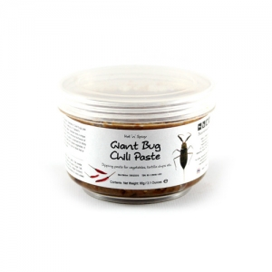 Giant Bug Chili Dipping Paste