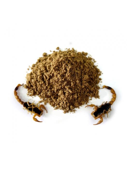 100% Scorpion Powder 10g