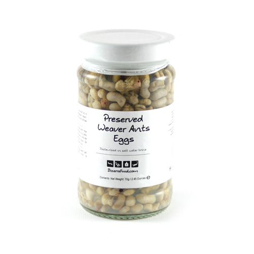 Weaver Ants Eggs (Preserved) - £5.99 : Gourmet Thai food gift ...