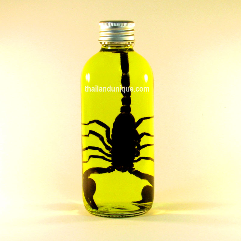 Real Scorpion Vodka 250 ml (Yellow Sun)