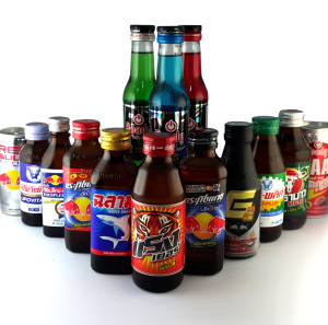 Thailand Energy Drinks