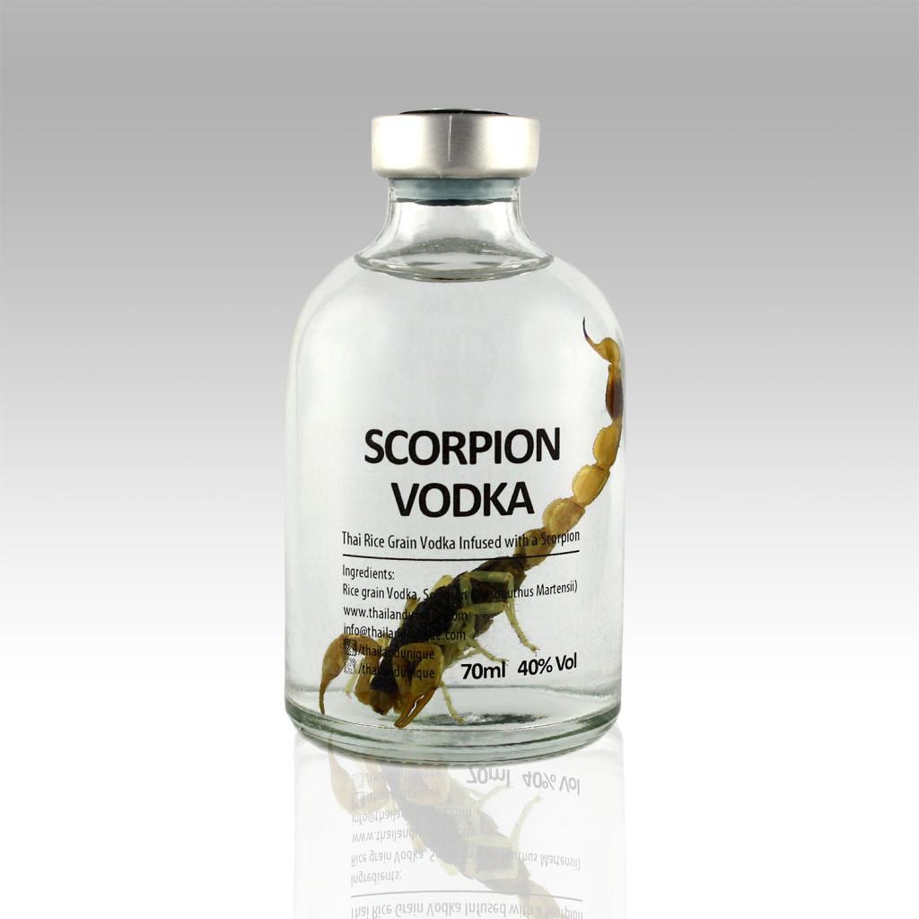 Scorpion vodka drink