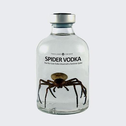 Spider Vodka Infusion 70ml