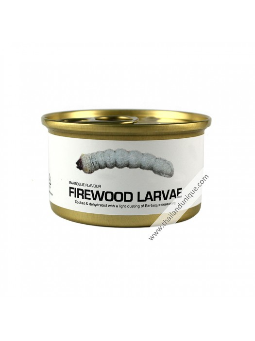 Canned Salted Firewood Larvae