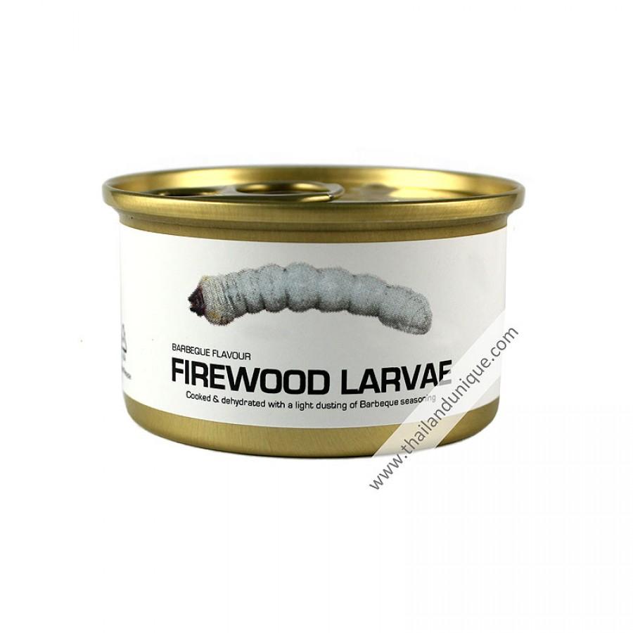 Canned Salted Firewood Larvae