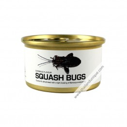 Canned Squash Bugs with Salt