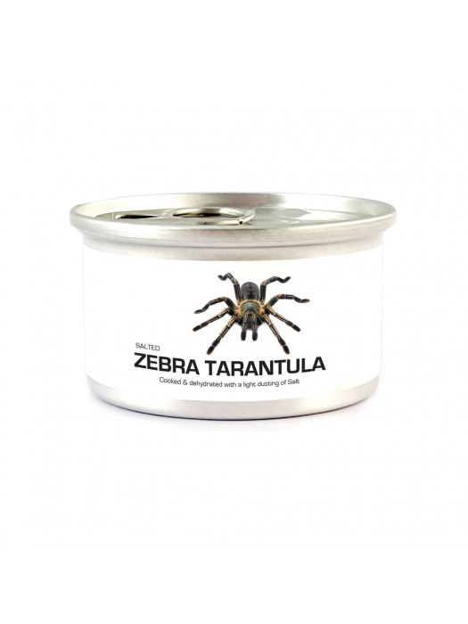 Canned Edible Tarantula