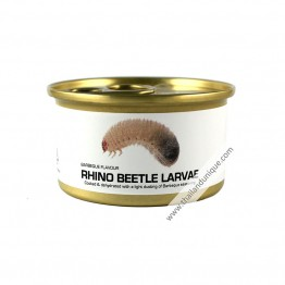 Canned Rhino Beetle Larvae