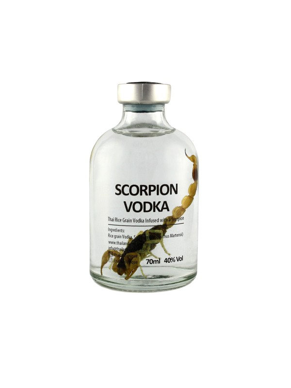 Armor tail Scorpion Vodka Infusion 70ml