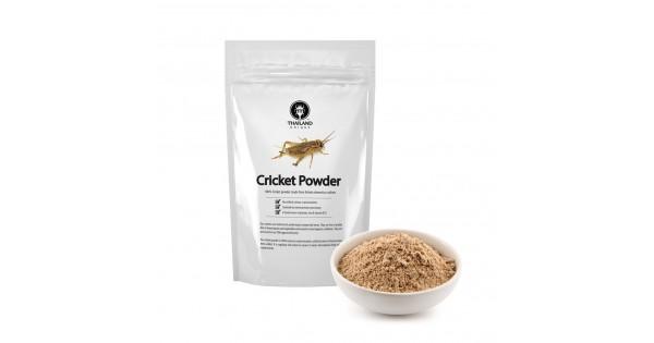 Cricket Powder Energy Drinks