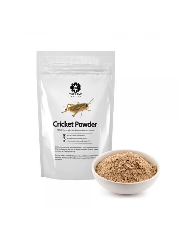 Cricket Powder 100g Acheta Domestica