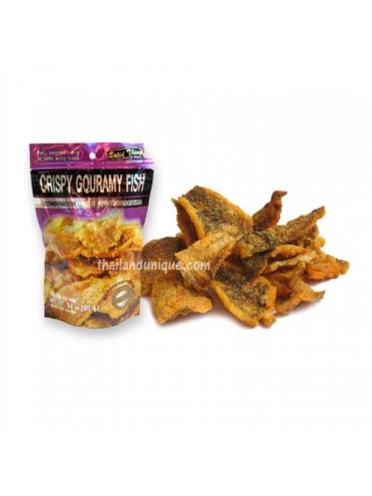 100% Crispy Seasoned Fish Chips