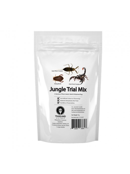 Jungle Trial Mix