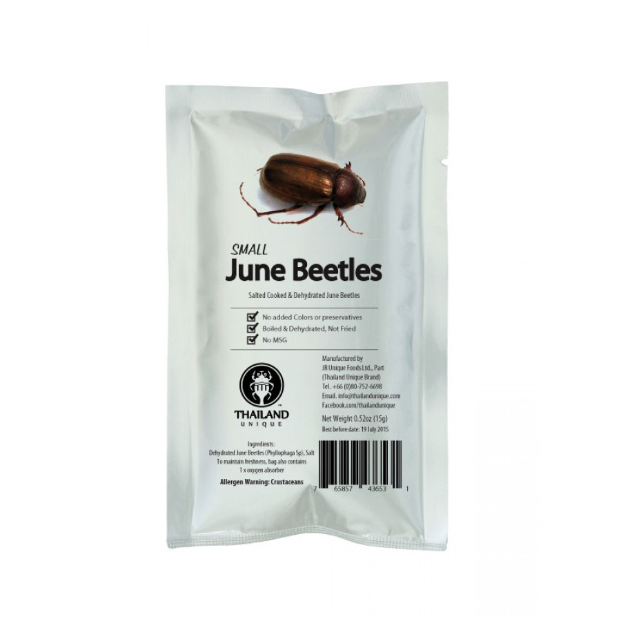 Small Edible June Beetles