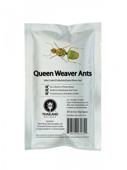 Edible Queen Weaver Ants