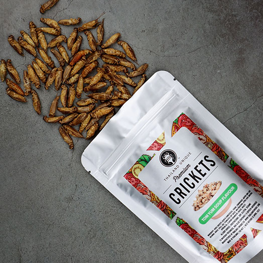 Crickets - Tom Yum Flavour