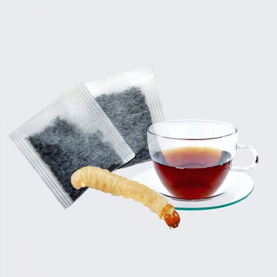 Bugapoop Worm Poo Tea Bags