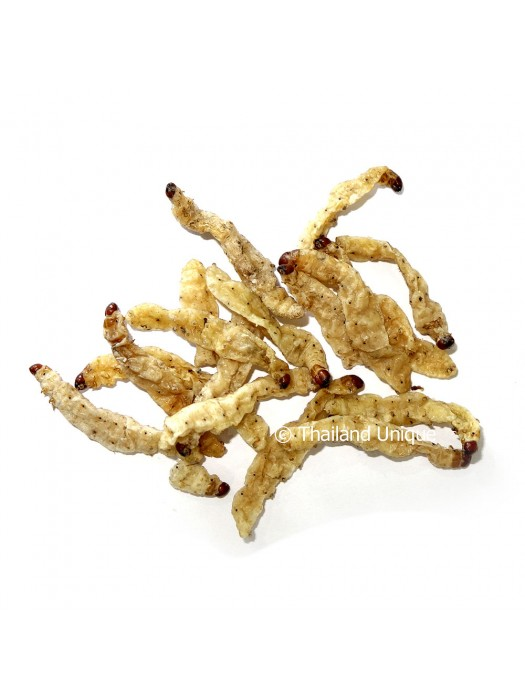 Dehydrated Bamboo Worms