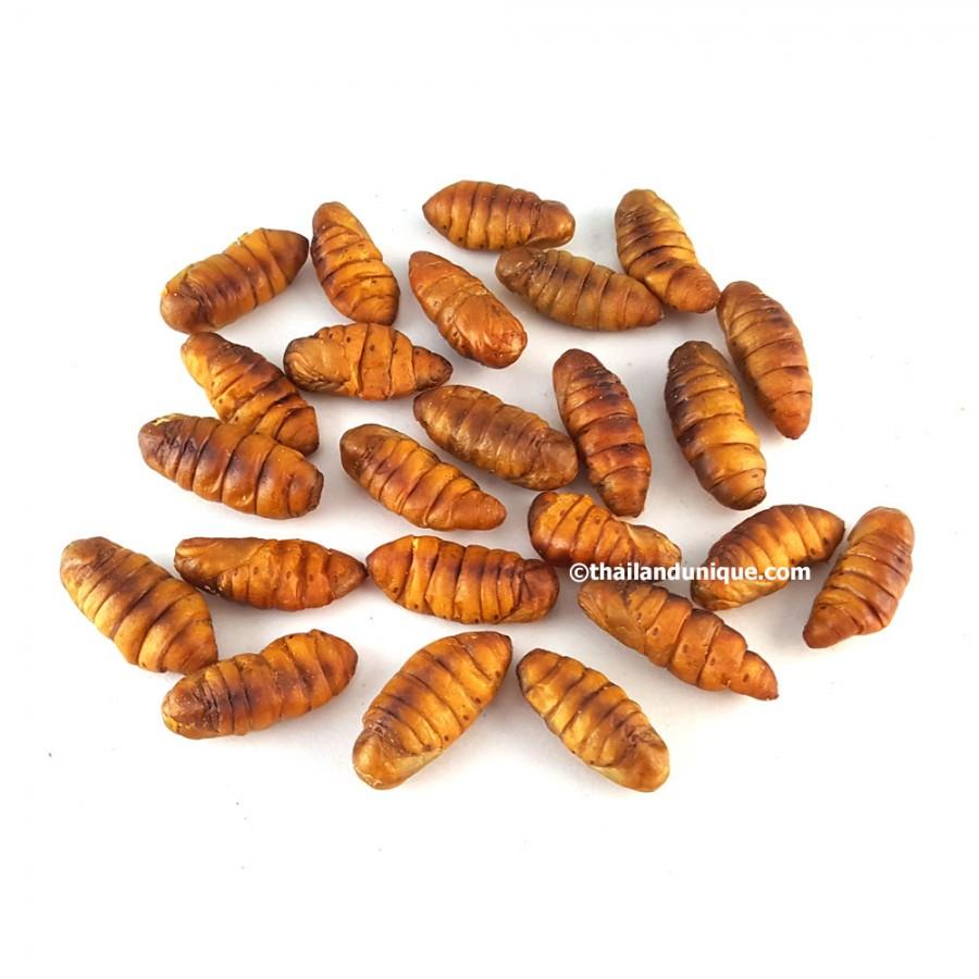 Dehydrated Silkworm Pupae
