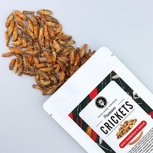 Crickets - BBQ Flavour