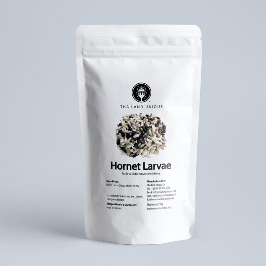 Giant Hornet Larvae Honey Roasted