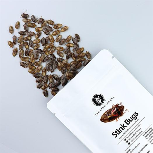 Edible Stink Bugs