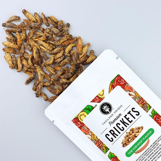 Crickets - Tom Yum Flavour