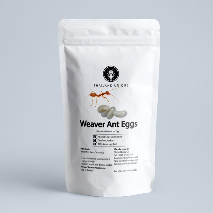 Weaver Ant Eggs