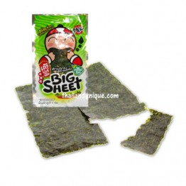 Seasoned Rolled Seaweed Sheets