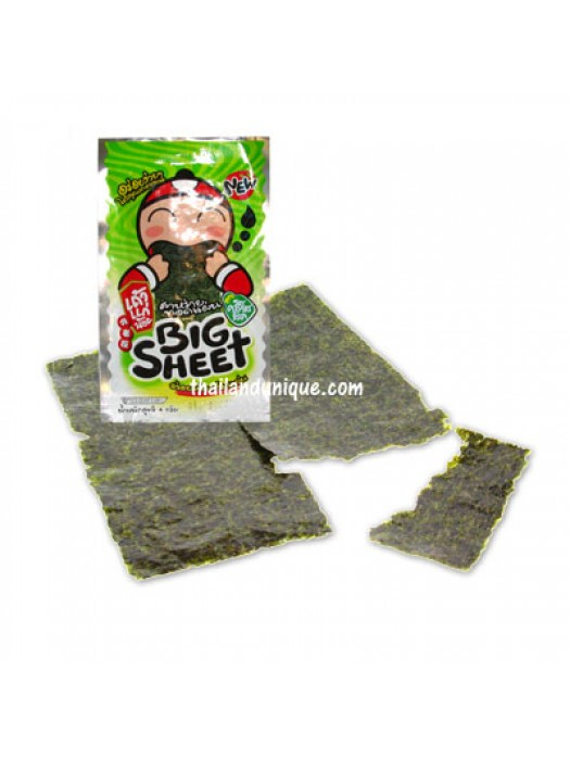 Seasoned Rolled Seaweed Sheets