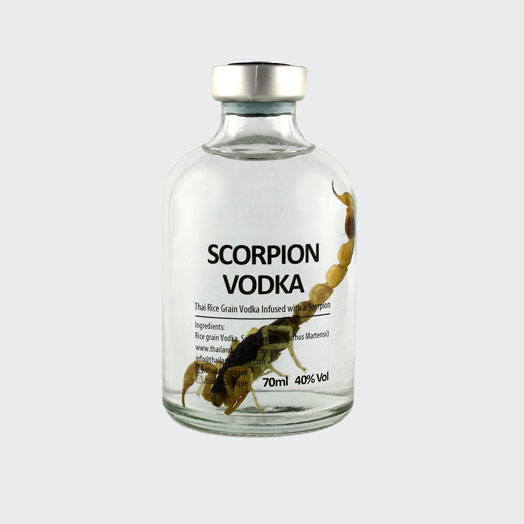 Scorpion Vodka - Armor Tail 50ml