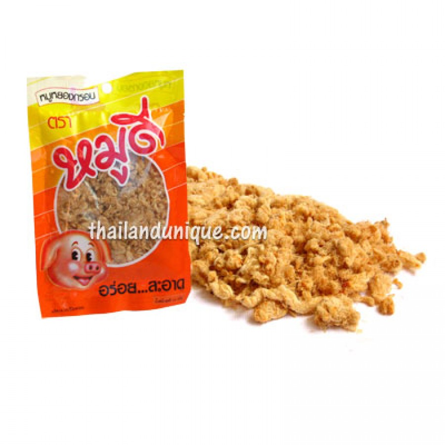 Fluffy Pork Snack