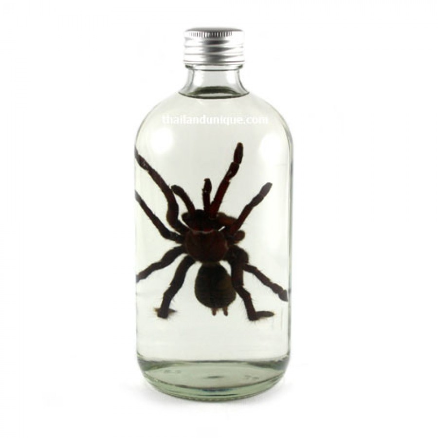 Thai Spider Whiskey Infusion