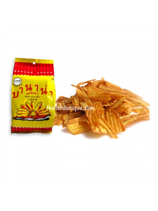 Bannana Chips - Pizza Flavour